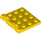 LEGO Hinge Plate 4 x 4 Locking (44570 / 50337)