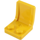LEGO Seat 2 x 2 with Sprue Mark in Seat (4079)