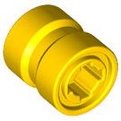 LEGO Wheel Rim Ø8.1 x 9mm (Notched Hole, Reinforced Back) (74967)