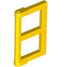 LEGO Window 1 x 2 x 3 Pane with Thick Corner Tabs (28961 / 60608)